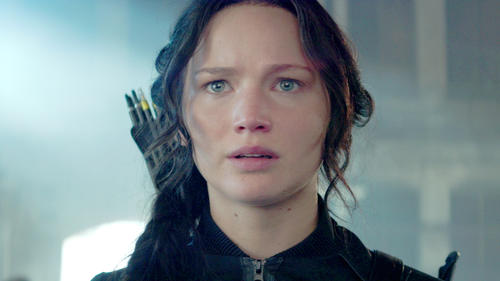 The Hunger Games: Mockingjay - Part 1: Teaser Trailer 1