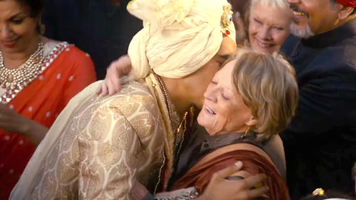 The Second Best Exotic Marigold Hotel: Trailer 2