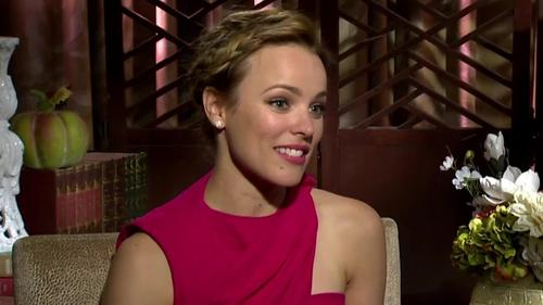 Weekend Ticket: Episode 35 - Rachel McAdams