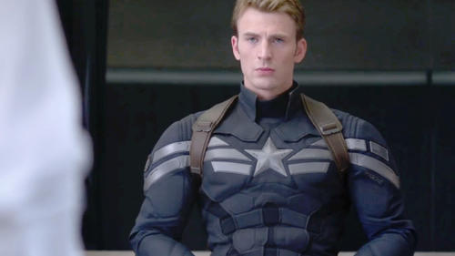 Captain America: The Winter Soldier: Trailer 2