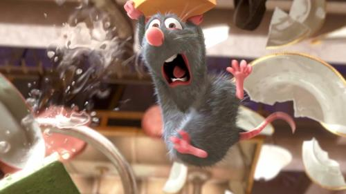 Ratatouille: Trailer 1