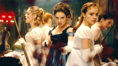 Pride and Prejudice and Zombies: 'Bloody Good' Trailer