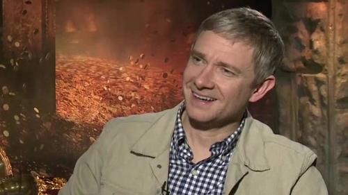 Weekend Ticket: Episode 40 - Martin Freeman