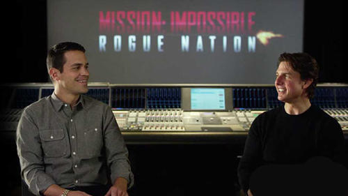 Mission: Impossible - Rogue Nation: Interview - Tom Cruise