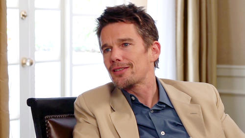 Weekend Ticket: Episode 13 - Ethan Hawke