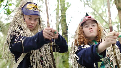 Swallows & Amazons: Trailer 1