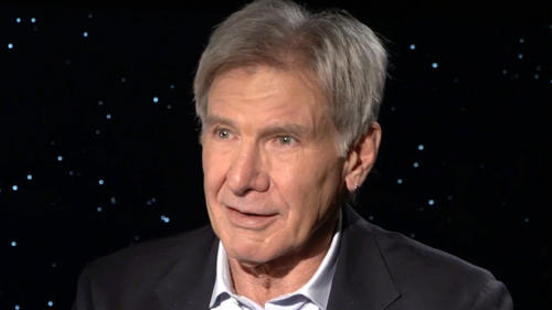 Star Wars: The Force Awakens: Exclusive Harrison Ford Interview