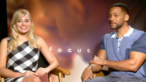 Weekend Ticket: Episode 103 - Margot Robbie and Will Smith