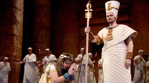 The Metropolitan Opera: Aida: Fathom Events Trailer
