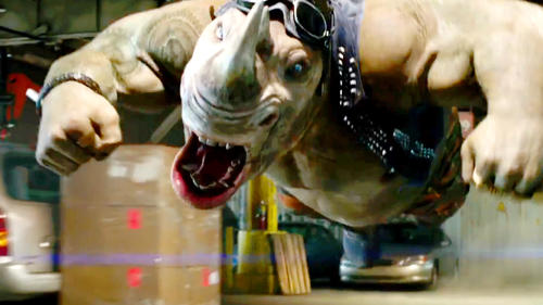 Teenage Mutant Ninja Turtles: Out of the Shadows: 'Bebop & Rocksteady' Trailer