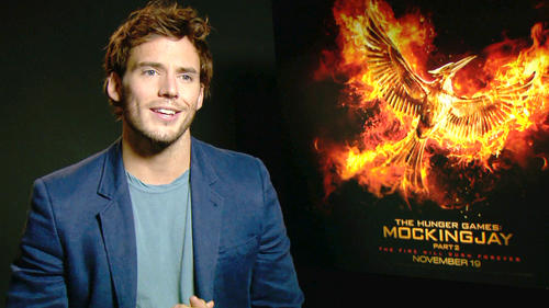 The Hunger Games: Mockingjay - Part 2: Interview - Sam Claflin