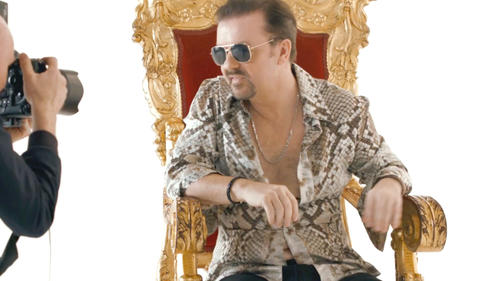 David Brent: Life on the Road: International Trailer 1