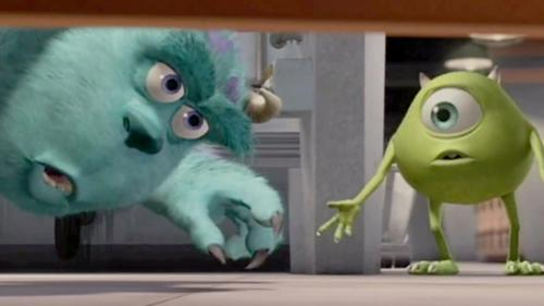 Monsters, Inc.: Trailer 1