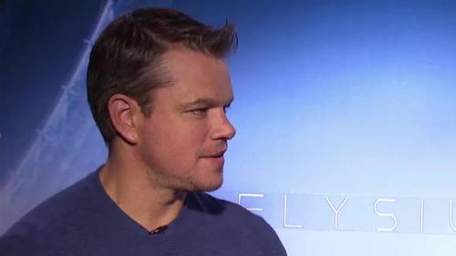 Weekend Ticket: Episode 22 - Matt Damon