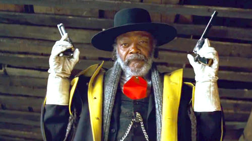 The Hateful Eight: Trailer 1