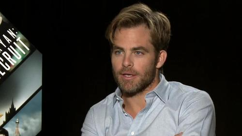 Weekend Ticket: Episode 45 - Chris Pine