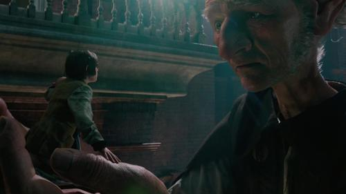 The BFG: TV Spot: Enormous Courage