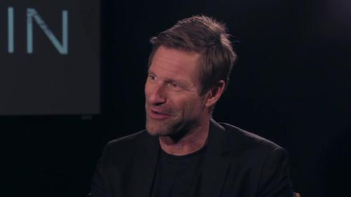 Weekend Ticket with Aaron Eckhart: Episode 46 - Aaron Eckhart