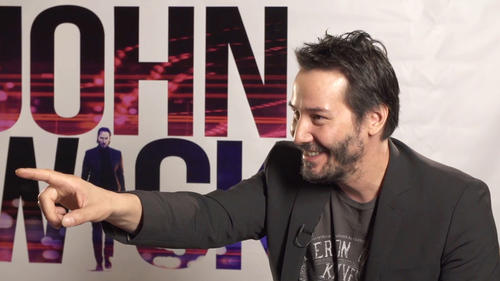 Weekend Ticket: Episode 85 - Keanu Reeves