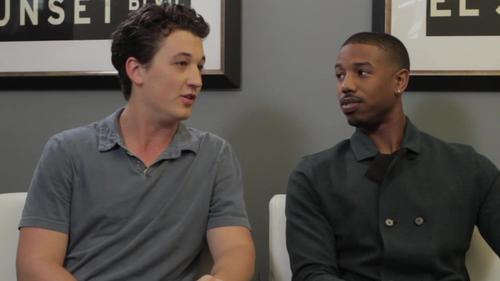 Weekend Ticket: Episode 47 - Miles Teller & Michael B. Jordan