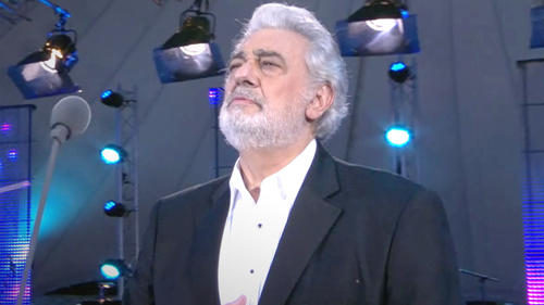 Placido Domingo: Fathom Events Trailer