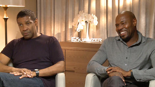Weekend Ticket: Episode 81 - Denzel Washington & Antoine Fuqua