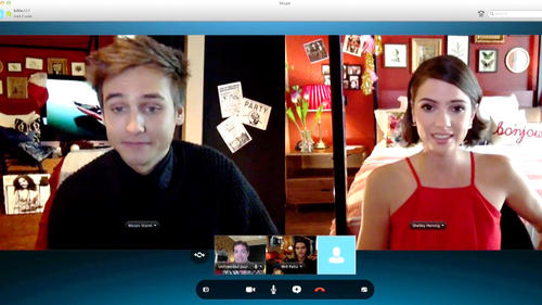 Weekend Ticket: Episode 110 - Cast of Unfriended