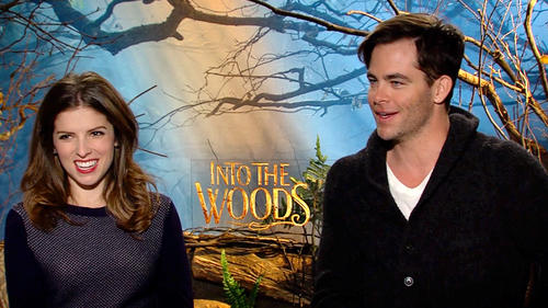 Weekend Ticket: Episode 94 - Anna Kendrick & Chris Pine