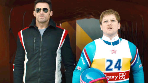 Eddie the Eagle: Trailer 1