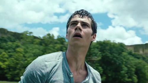 The Maze Runner: Trailer 1