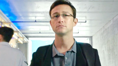 Snowden: Comic-Con Trailer