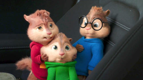 Alvin and the Chipmunks: The Road Chip: Trailer 1