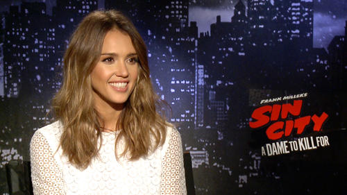 Weekend Ticket: Episode 76 - Jessica Alba