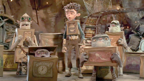 The Boxtrolls: Trailer 1