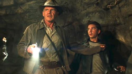 Indiana Jones and the Kingdom of the Crystal Skull: Trailer 1