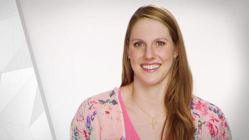 I Love Movies: Missy Franklin - Bend It Like Beckham