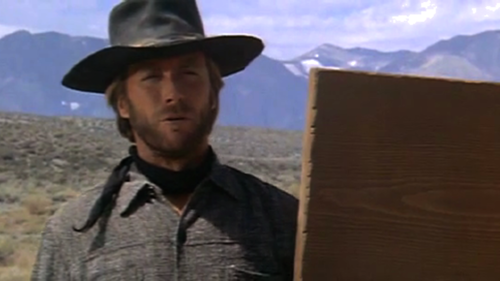 High Plains Drifter: Official Clip - Lago is Hell