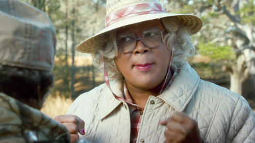Tyler Perry's A Madea Christmas: Trailer 1