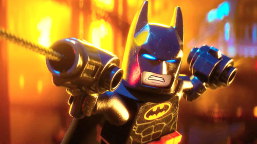 The Lego Batman Movie: Trailer 4