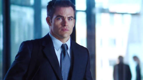 Jack Ryan: Shadow Recruit: Trailer 1