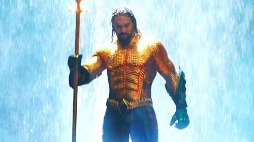 Aquaman: Extended Trailer