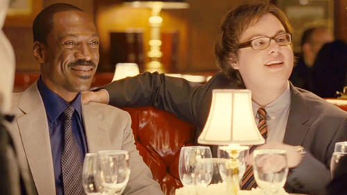A Thousand Words: Movie Clip - At Lunch, Act Like Me