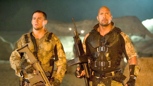 G.I. Joe: Retaliation: Pop-Up Trailer