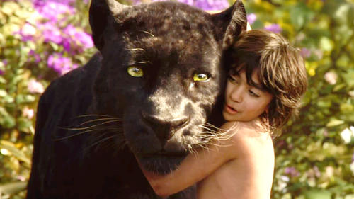 The Jungle Book: Super Bowl Trailer