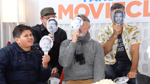 Movie3Some @ Sundance: 'Hunt For The Wilderpeople' Cast Game