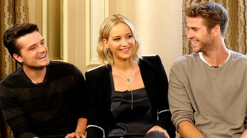 Weekend Ticket: Episode 141 - Jennifer Lawrence, Chris Hemsworth and Josh Hutcherson