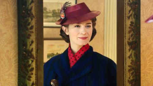 Mary Poppins Returns: Teaser Trailer 1
