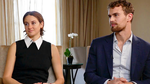 Weekend Ticket: Episode 106 - Shailene Woodley & Theo James