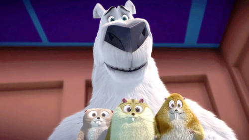 Norm of the North: Movie Clip - Save the Arctic