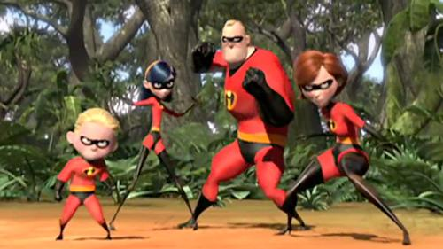 The Incredibles: Trailer 2